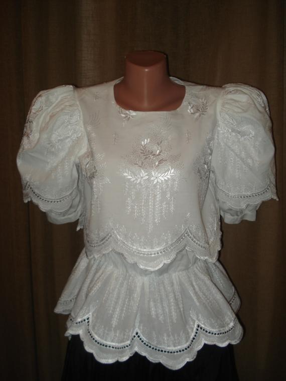 White blouse 1